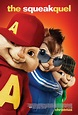 Alvin and the Chipmunks: The Squeakquel (2009) poster ...