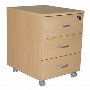 Caisson De Bureau : caisson de bureau roulant 3 tiroirs winch h tre simmob ~ Teatrodelosmanantiales.com Idées de Décoration