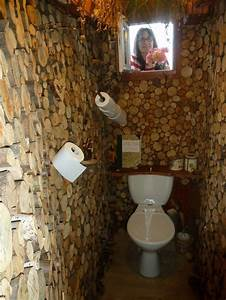 1000 images about toilettes creatives on pinterest for Deco toilettes nature