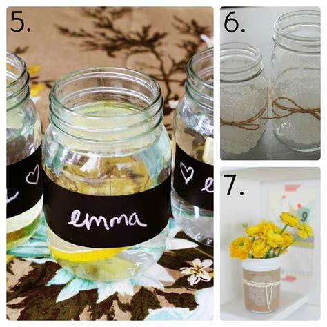 23 Mason Jar Ideas, Mason Jar Decor, Mason Jar Candles