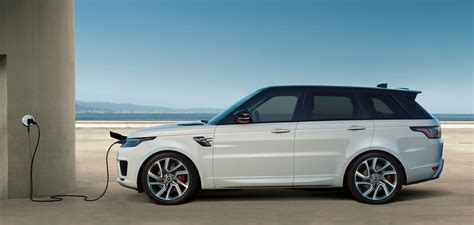 land rover electric 2020 2019 land rover range rover sport p400e in hybrid