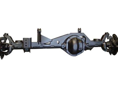 jk front axle truss jk d30 factory application 07 pres