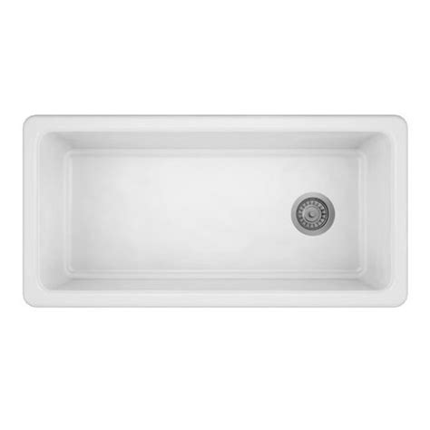 julien kitchen sinks 24 30 or 36 proterra m125 collection fireclay 2061