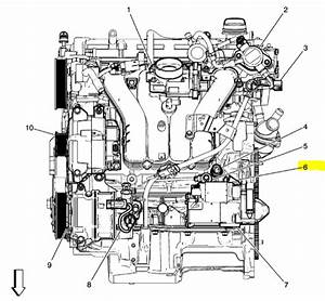 Where Are The Crankshaft Position Sensor A And B Located