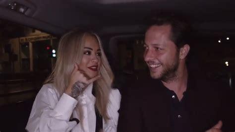Watch Rita Ora's Conversation in the Backseat with Derek ...