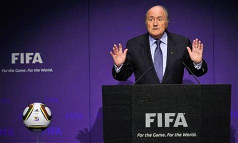 Corruption à La Fifa Fin Corruption à La Fifa Le Géant Va T Il S écrouler