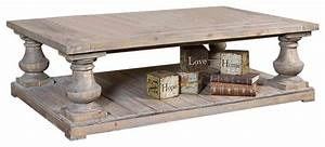 uttermost stratford rustic cocktail table in stony gray With grey farmhouse coffee table