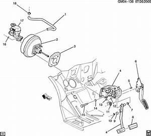 2002 Chevrolet Silverado Retainer  Brake Master Cylinder