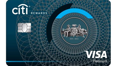 Add authorized users · fraud security · pick your payment date Citi Rewards Platinum Visa + optional Linked Diners Club Card - Executive Traveller