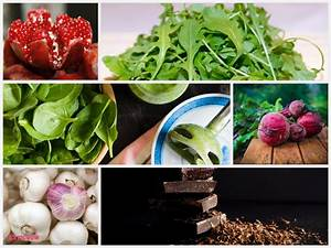 Six Foods To Boost Nitric Oxide