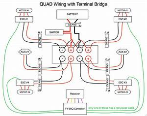 Quad Wiring Diagram