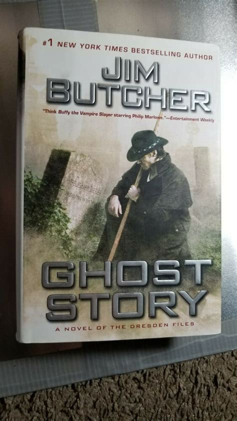 Ghost Story Dresden Files dresden files ghost story 13 by jim butcher 2011