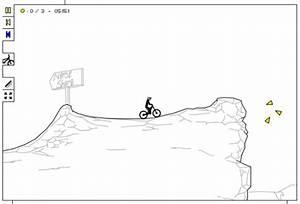 15 Best HTML5 g... Rider Canvas