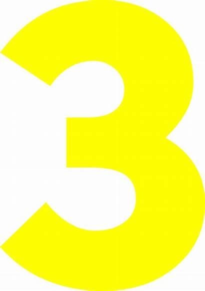 Three Clip Clker Number Clipart Vector Pig