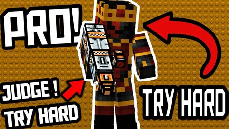 10 Things Only Tryhards Do In Pixel Gun 3d Are You A Try