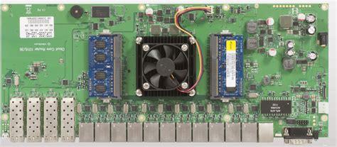 mikrotik cloud router ccr1036 12g 4s