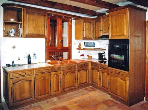 cuisine bois massif element de cuisine en bois massif palzon com