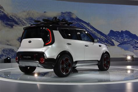 kia soul trailster concept chicago  photo gallery