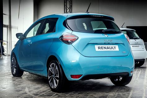 Updated Renault Zoe pricing revealed | Parkers