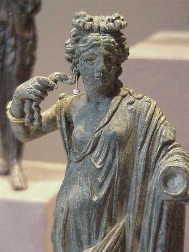 roman goddess venus syria  palestine  century bce