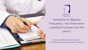 Headache or Migraine Frequency