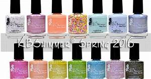 KBShimmer Launches 2 New Collections for Spring 2016