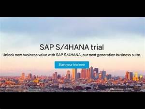 SAP HANA Academy - SAP S/4HANA: Launching a Free 1610 ...