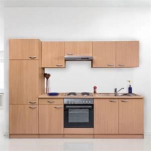 Bauhaus Arbeitsplatte Küche : respekta k chenblock kiel breite 270 cm buche holznachbildung bauhaus sterreich ~ Sanjose-hotels-ca.com Haus und Dekorationen