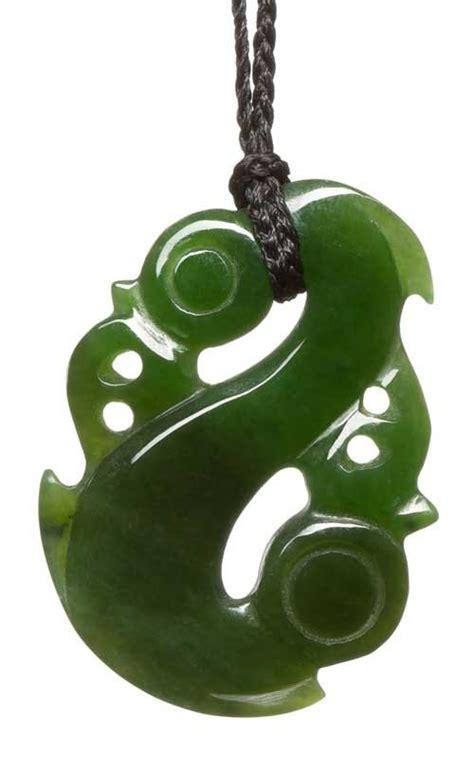 manaia jade greenstone pendant silverfernzcom