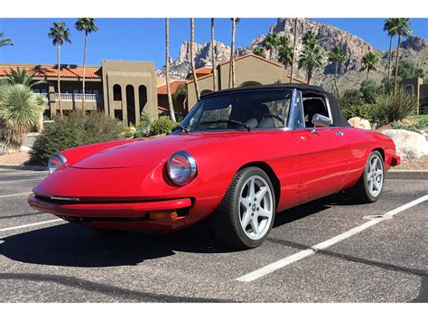 1978 Alfa Romeo Spider For Sale by 1978 Alfa Romeo Spider For Sale Classiccars Cc 932104