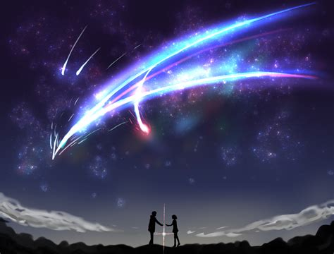 Your Name Hd Wallpaper  Background Image 2400x1824