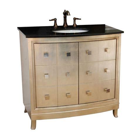 Home Depot Bathroom Vanities Single Sink by Bellaterra Home Doncaster 36 In Single Sink Wood Vanity
