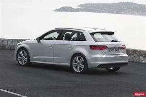 Audi A3 Break : l 39 audi a3 sportback 2 0 tdi 184 l 39 essai photo 8 l 39 argus ~ Medecine-chirurgie-esthetiques.com Avis de Voitures