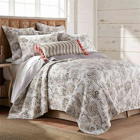 Bee Willow Home Terra Rosa Bedding Collection Bed