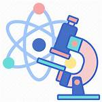 Science Research Icon Microscope Icons Iconfinder Editor