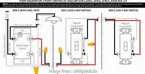 How To Wire A Hallway Light With  Switches New Wiring
