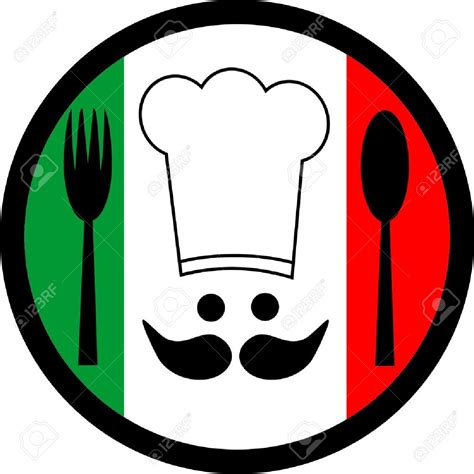 Italian Clip Clipart Italian Restaurant Pencil And In Color
