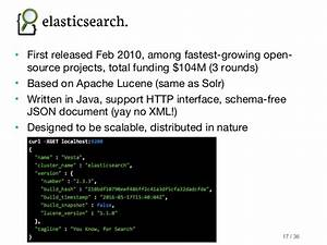 techtalk 13 grokking marrying elasticsearch with nlp to With document classification software open source