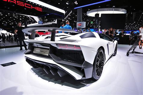 2016 lamborghini aventador sv roadster picture 647695 car review top speed