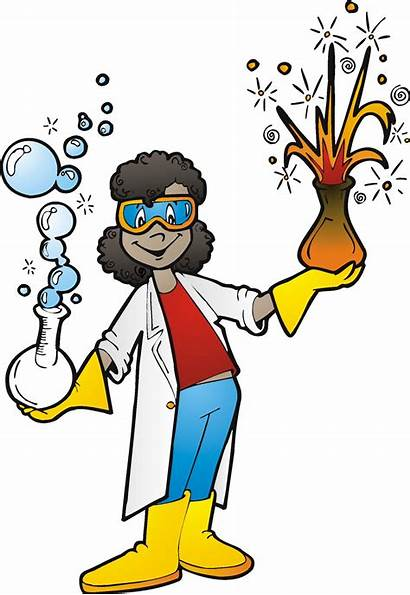Science Outreach Math Why Scientist Clip Mad