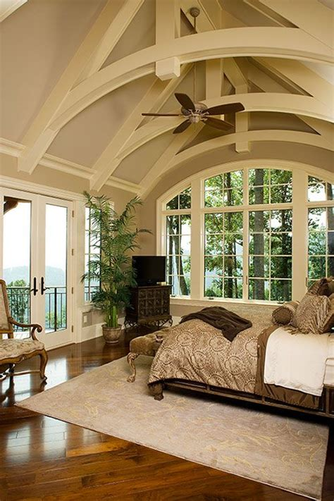 vaulted ceilings  history pros cons  inspirational examples