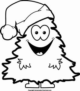 Christmas black and white merry christmas clipart black ...