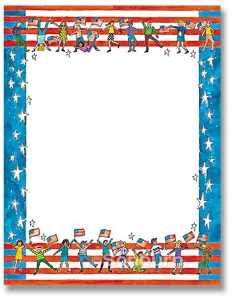 flag folks printable design paperstationeryp