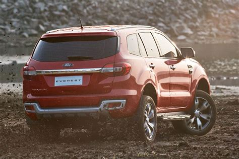 updated ford philippines reveals 2015 everest specs