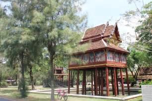 Thai Houses On Stilts