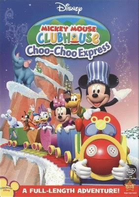 mickey mouse clubhouse choo choo express target