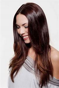 Lange Glatte Haare : langhaarfrisuren mit stufen ~ Frokenaadalensverden.com Haus und Dekorationen