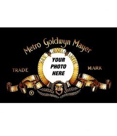 Want to be the lion of the famous Metro Goldwyn Mayer ...