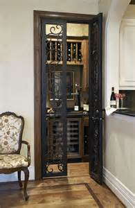 Shabby Chic Kitchen Decorating Ideas Glamorous Wine Cellar Doors Technique Other Metro Traditional Wine Cellar Innovative Designs