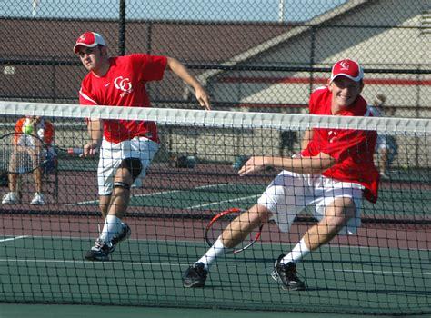 tennis boys cg high school boys tennis